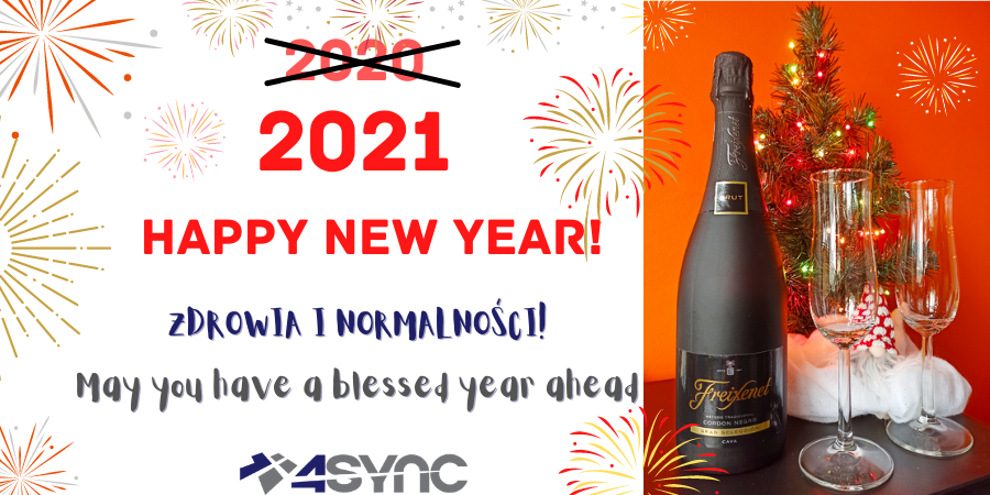 Szczęśliwego Nowego Roku | Happy New Year