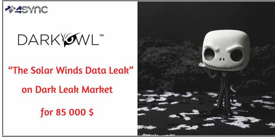 """""""Dark Leaks Market"""" – nowy podziemny market wyciekniętych danych"""