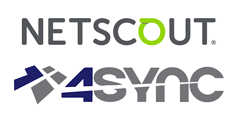 NETSCOUT w portfolio 4Sync