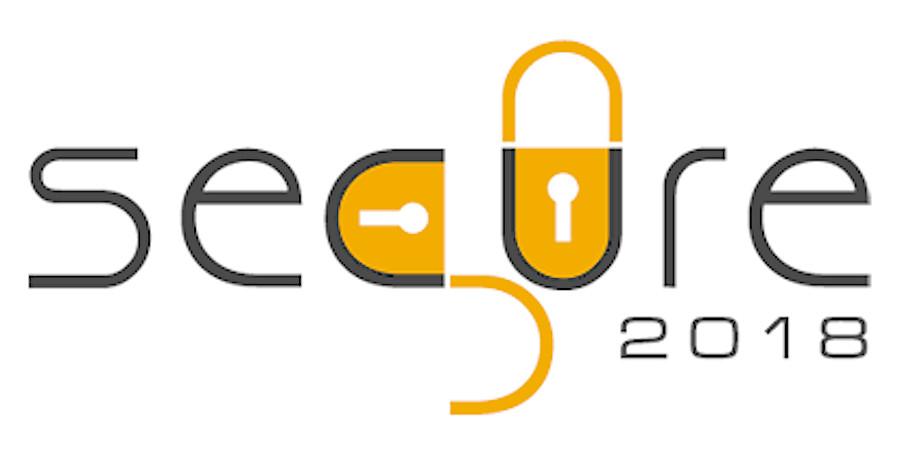 22. Konferencja SECURE 2018,  Hotel Airport Okęcie, 23-24 Października