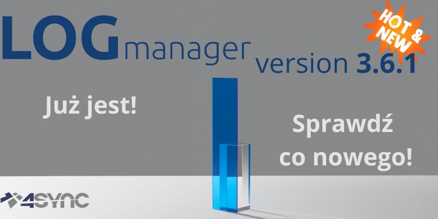 LOGmanager na Gwiazdkę – nowa wersja systemu